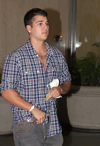 Rob Kardashian en 2010 !