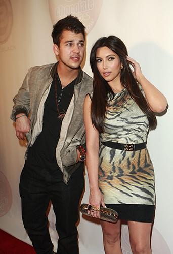 Rob Kardashian en 2011 !
