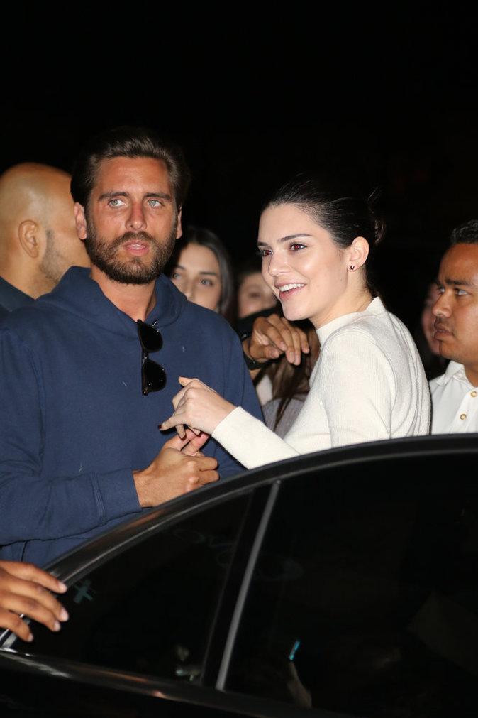 Scott Disick fait encore partie de la famille Kardashian-Jenner