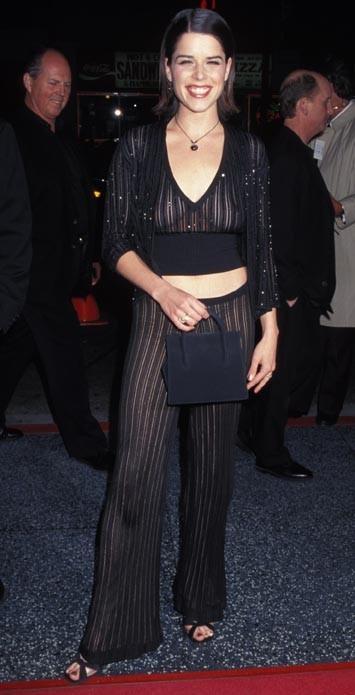 En 1998, le film qui laissait penser qu'elle aurait une carrière exceptionnelle : Sexcrimes !