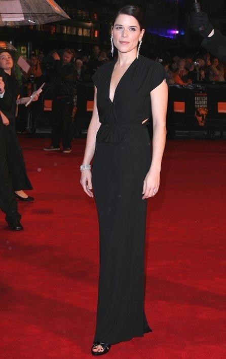 En 2006, aux BAFTA à Londres, l'actrice est toujours invitée aux grands évènements du cinéma mondial