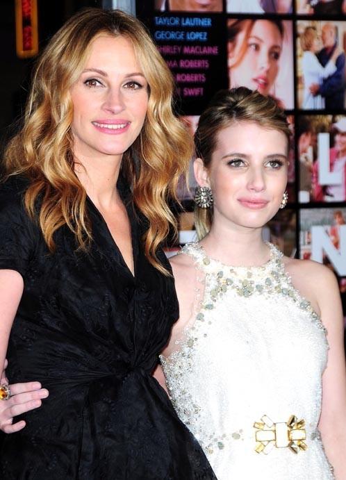 Un atout de poids : Emma Roberts est la nièce de Julia Roberts !