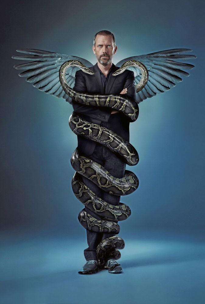 Dr House : House se retrouve à l'asile dans la saison 6 !