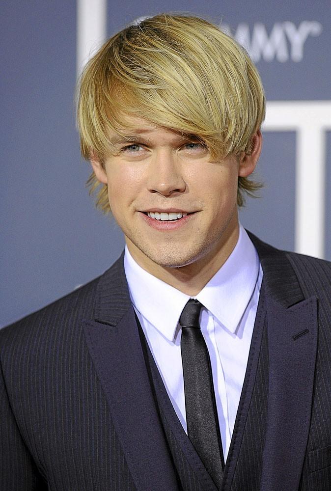Série : Glee : Chord Overstreet nous éblouit de sa blondeur !
