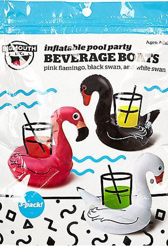 Un set de mini bouée pour cocktails - River Island -  13€.