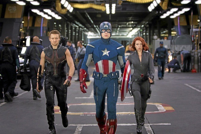 "Images du film ""The Avengers"" !"