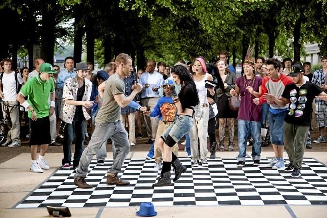 Les images du film Street Dance 2 !