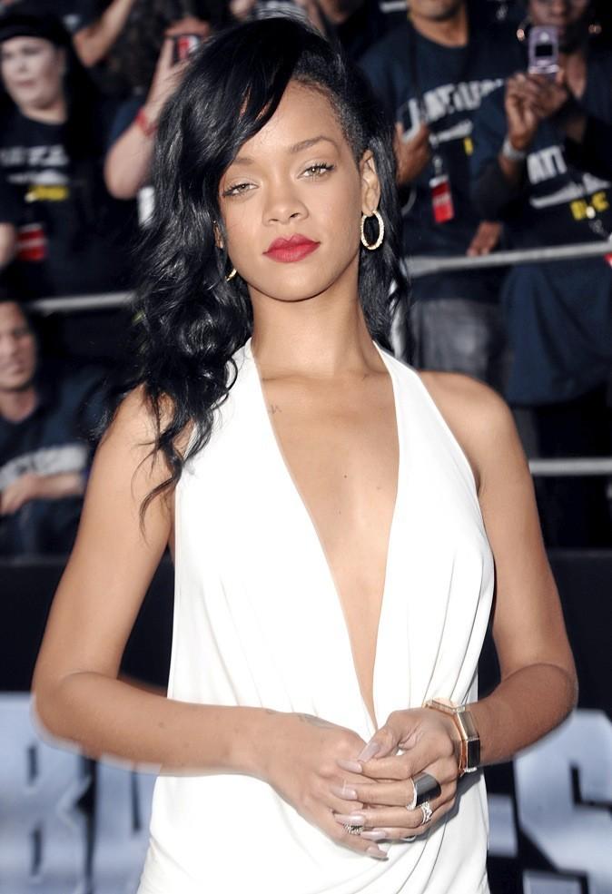 """Rihanna """"Je veux pouvoir le faire plusieurs fois d'affilé"""" !"""