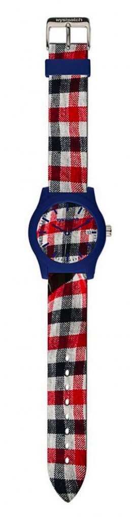 "Montre homme collection ""Sobritish"", wysiwatch.com, 49€"