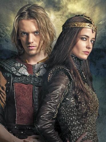 Camelot, à partir du lundi 9 janvier à 20h55 sur Canal + !