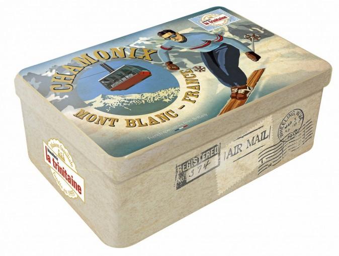 Boîte assortiment de biscuits Pur Beurre, La Trinitaine 5,95 €