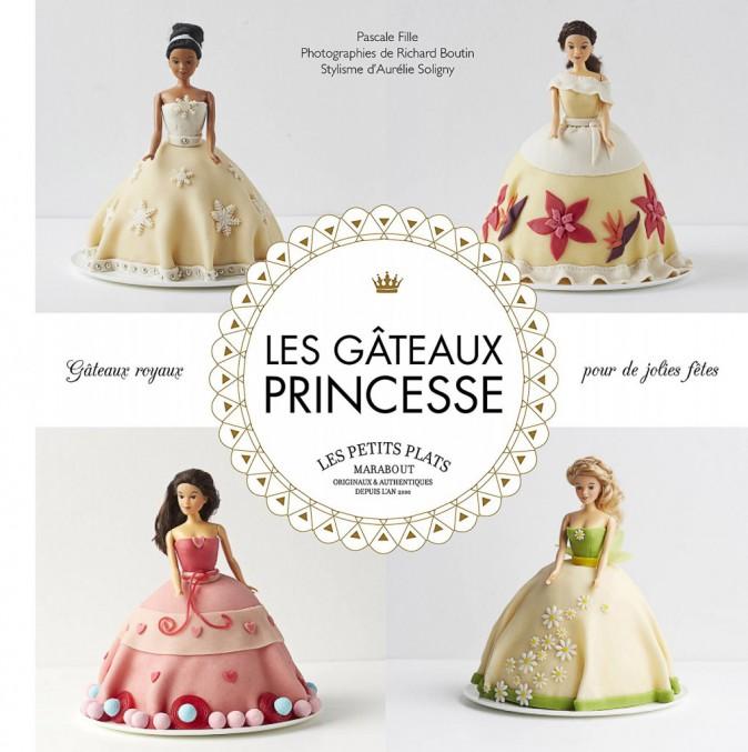 Coffret cuisine, Les Gâteaux Princesse, Par Pascale Fille éd. Marabout 29,90€