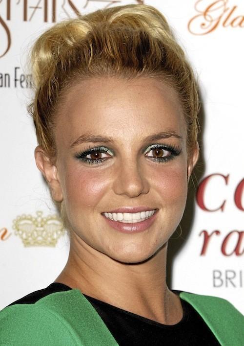 B.Britney Spears
