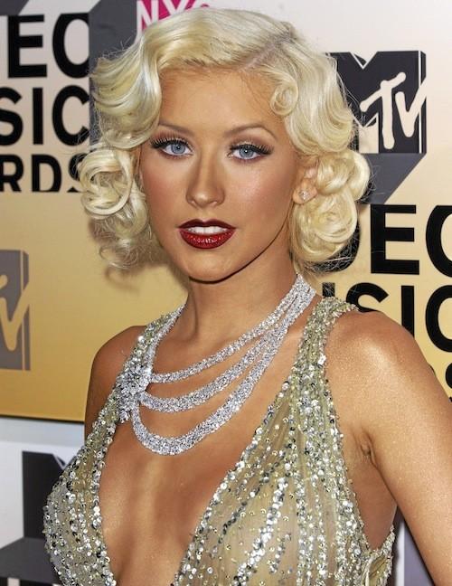 E.Christina Aguilera