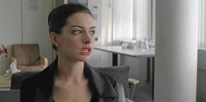 Anne Hathaway rentre en action !