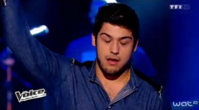 Bruno Moreno est qualifié par Florent Pagny !