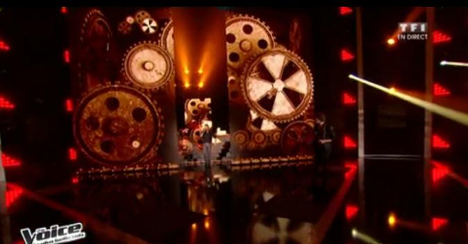Dernière chanson, Garou et ses talents !