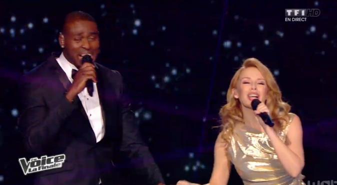 Wesley et Kylie Minogue