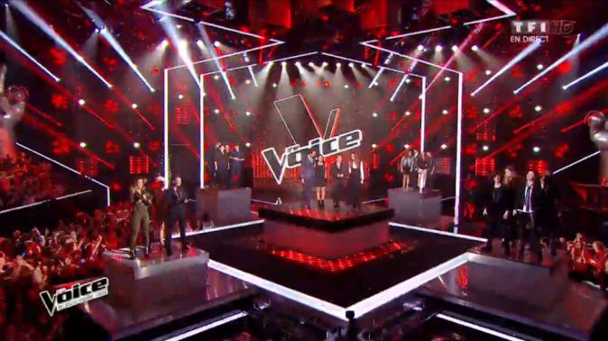The Voice 4 : revivez les lives avec Public !