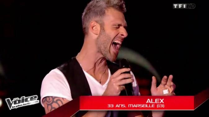 Alex, le deuxième talent de Garou !