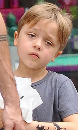 Knox Leon Jolie-Pitt