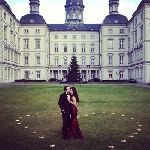 TJ Thyne s'est fiancé à Leah Park.