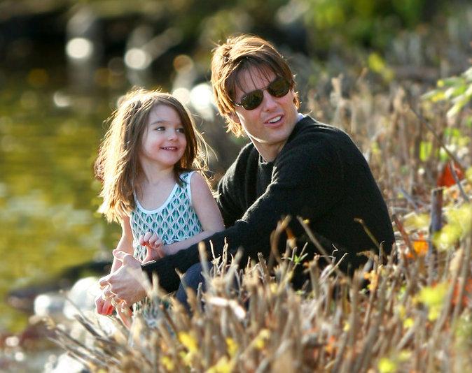 Tom Cruise : L'acteur est privé de sa fille, Suri depuis des années !