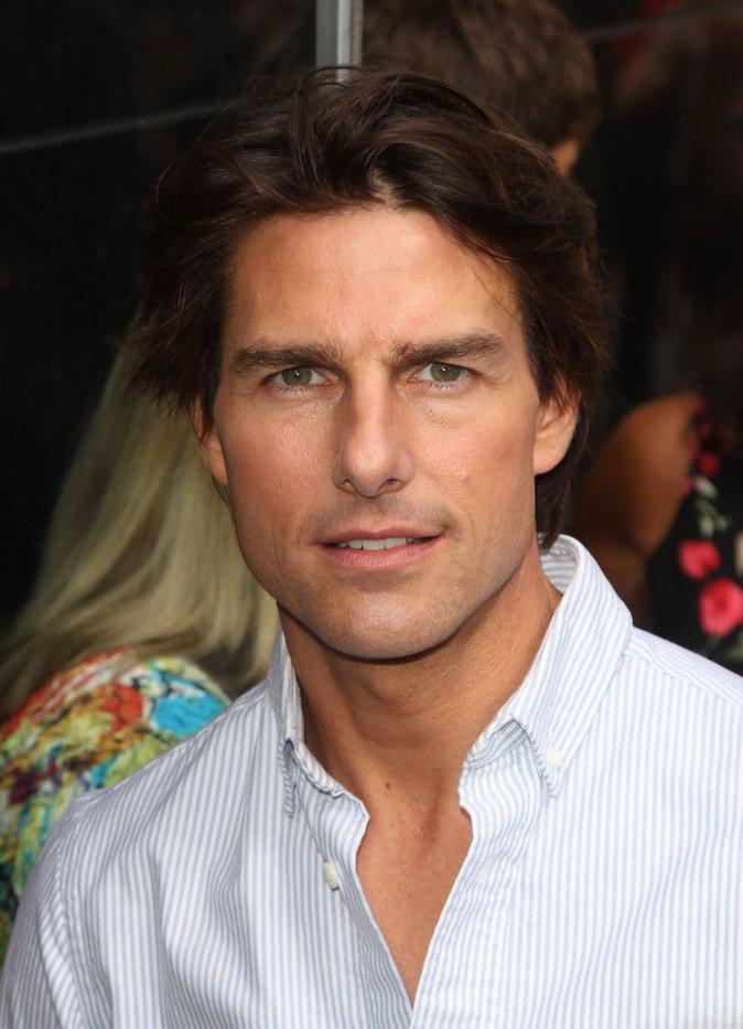 Tom Cruise, naturel en 2010