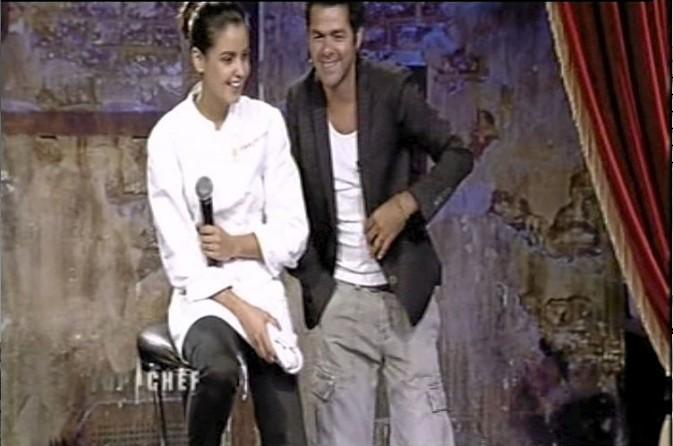 """Jamel Debbouze : """"Tabata, je vais te laisser seule sur scène et tu vas venir nous raconter une petite blague. On a envie de se marrer !"""""""