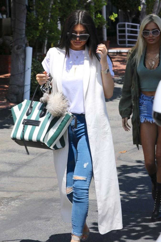 Kylie Jenner le 17 juin 2015