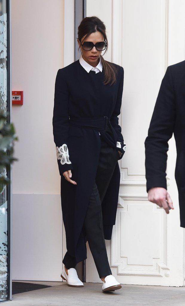 Victoria Beckham est la reine de la Fashion Week
