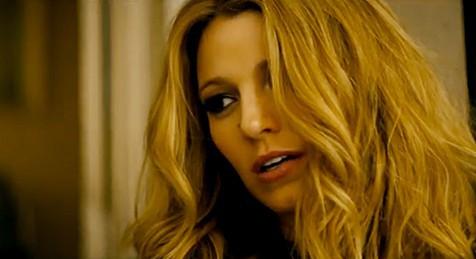 """Blake Lively dans le clip promotionnel """"Run"""" signé Beyoncé et Jay-Z."""
