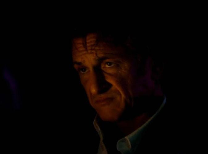 """Sean Penn dans le clip promotionnel """"Run"""" signé Beyoncé et Jay-Z."""