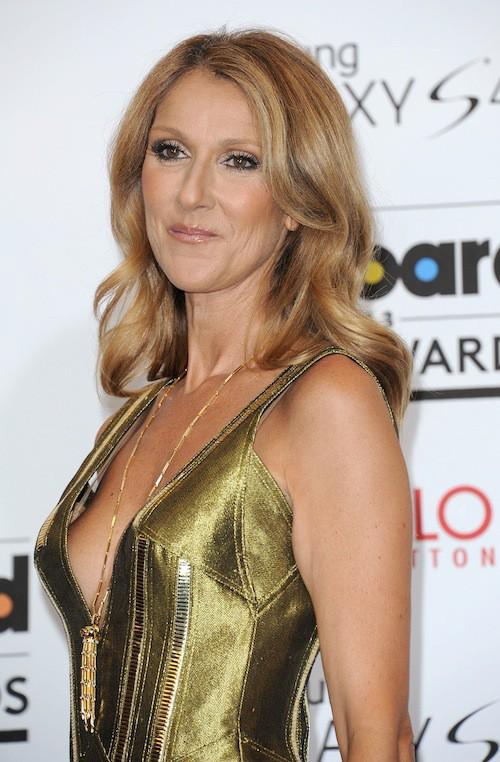 Céline Dion chirurgie esthétique