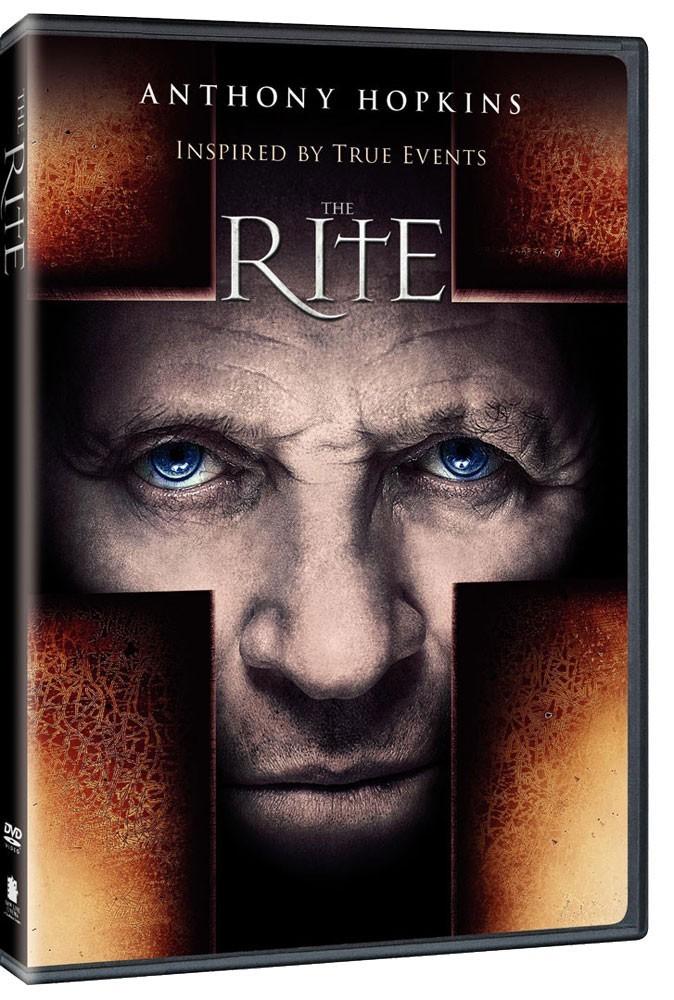Le rite, en DVD !