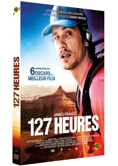 Découvrez 127 heures en DVD !