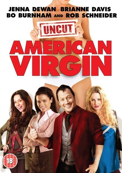 Découvrez American Virgin en DVD !