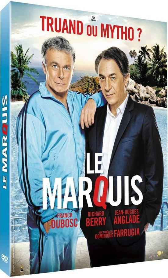 Découvrez Le marquis en DVD !