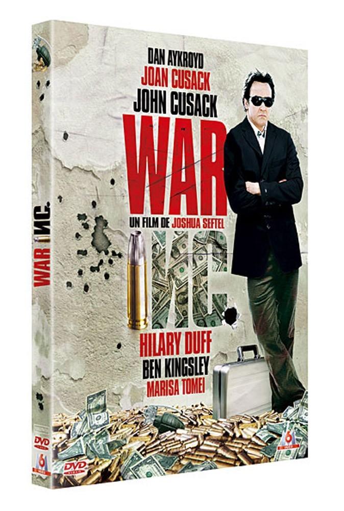 Découvrez War, Inc en DVD