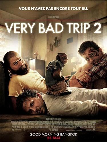 Very Bad Trip 2 est la suite de vous-savez-quoi. On prend les mêmes et on recommence...