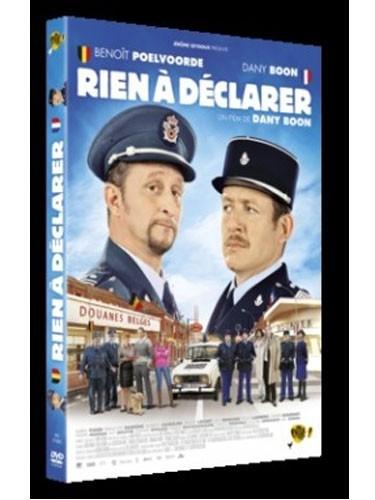 """""""Rien à déclarer"""" : une comédie avec Benoît Poelvoorde et Dany Boon !"""