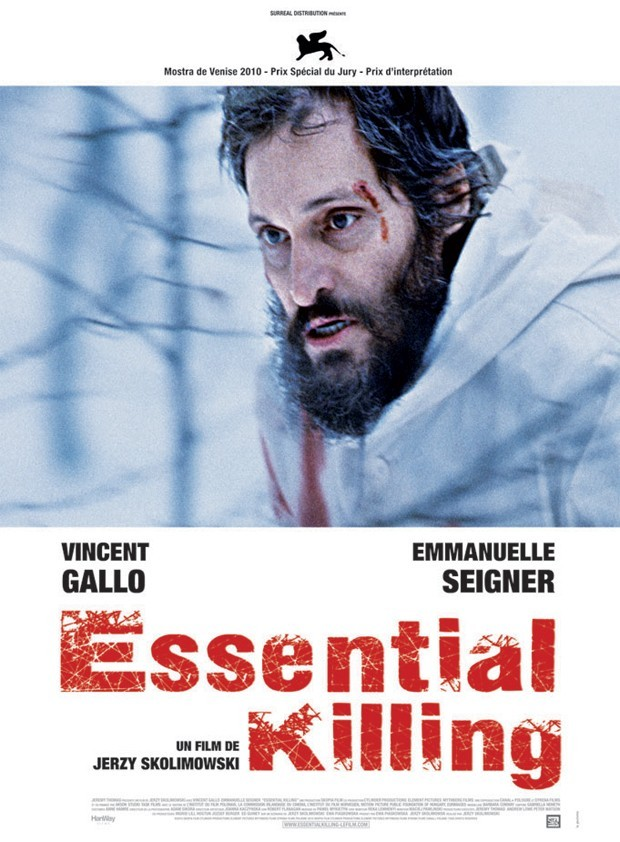 Essential Killing avec Vincent Gallo
