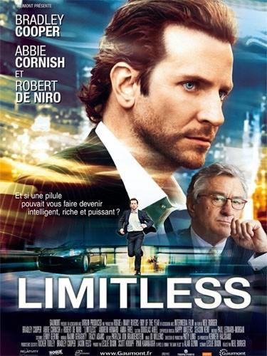 """Bradley Cooper veut être le meilleur dans """"Limitless"""" !"""