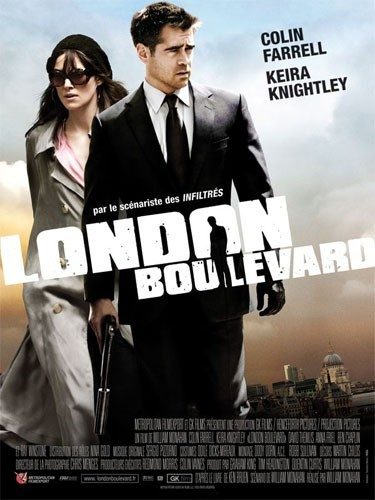 "Keira Knightley a trouvé son garde du corps dans ""London Boulevard"" : Colin Farrell !"