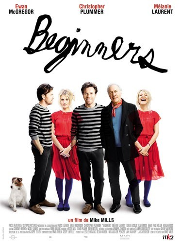 """Beginners"" avec Mélanie Laurent et Ewan McGregor !"
