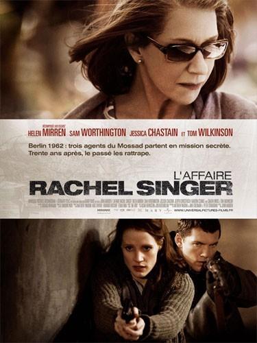 """L'Affaire Rachel Singer"", un thriller hyper efficace !"