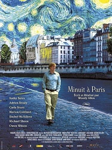 Minuit à Paris a même Carla Bruni dans un petit rôle !