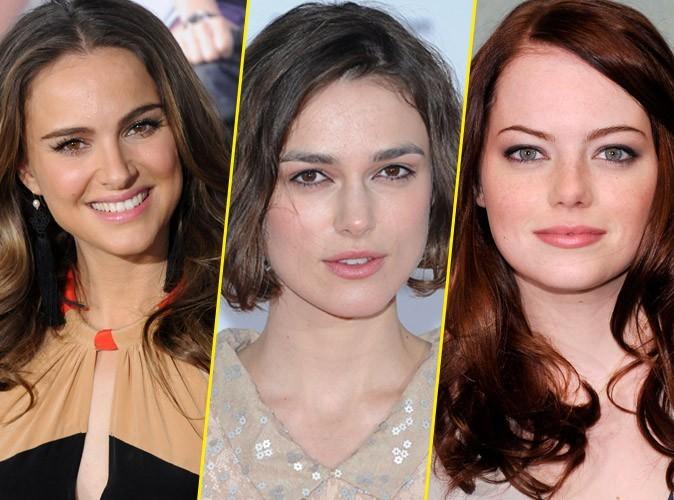 """""""Alors, vous choisissez qui entre Natalie Portman, Keira Knightley, et Emma Stone ?"""" """"Je peux vous prendre les trois ?"""""""