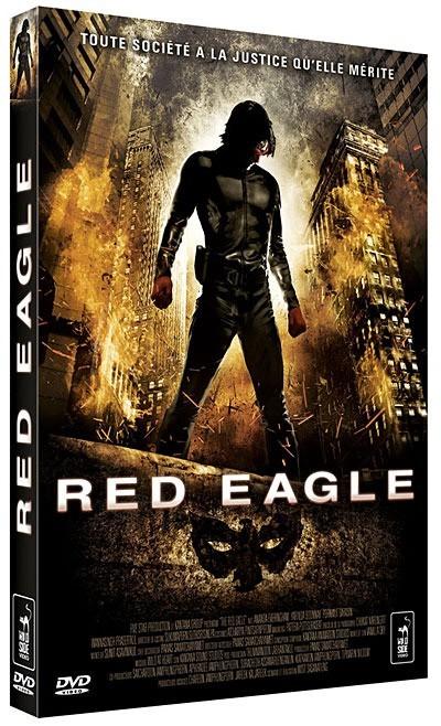 Découvrez Red Eagle, en DVD !