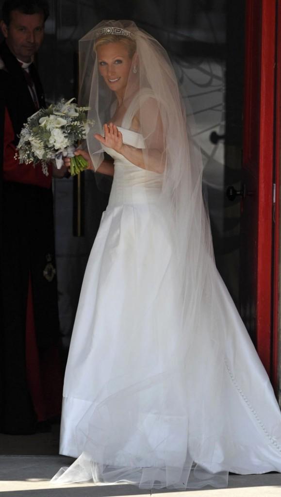 Une robe qui aura autant de succès que celle de Kate Middleton ?